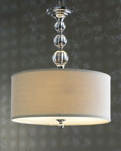 neiman marcus lighting.  Lighting Glass Ball ThreeLight Pendant  Neiman Marcus Intended Lighting Pinterest
