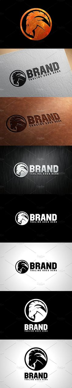 Goat Logo V.3. Logo Templates