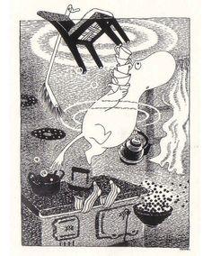 Tove Jansson, Moominsummer Madness