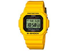 CASIO G-SHOCK GW-M5630E-9JR 30th Anniversary Lightning Yellow Series Free Shipping Online Shop / Online Store - 01
