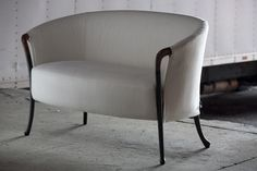 Progetti Settee - Armchairs / Sofas / Poufs - Seating - furniture - Products
