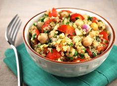 《海外レシピ》スーパーフード「キヌア」を使ったサラダ5選が、とってもオシャレで美味しい♪ | ギャザリー