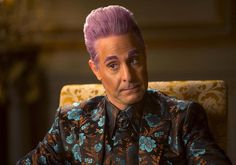 Pin for Later: Get Pumped For Mockingjay With All the Intense Pictures  Not even Caesar Flickerman (Stanley Tucci).