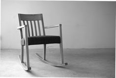 'The Malty' rocking chair by Aodh