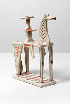 Guido Gambone, sculpture 1955