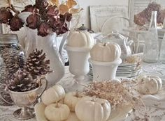 . . . Cabin & Cottage : Autumn-scaping