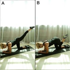 Top 10 Moves for Thinner Thighs - these look really good, and look like they would help with flexibility, too. :)