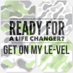 Thrive by Le-Vel. It's a game changer in nutrition! www.aimeemklein.le-vel.com