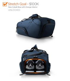 61de5128c11c KP Duffle - The Ultimate Travel Bag by Keep Pursuing — Kickstarter