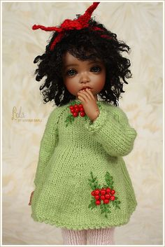 Lola (Dolores) by Maram Banu, via Flickr