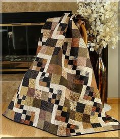 Simply Delightful Quilt Pattern