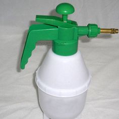 Hand-Pressure Sprayer Watering Can Plastic Home Garden Tools Planters Sprinkling #Unbranded