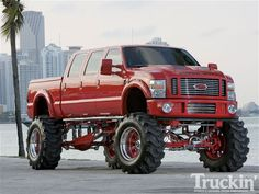 Pics of big ass trucks on tractor tires - Page 13 - Chevy Truck .Ford F-Series is a series of full-size pickup trucks which has been sold continuously since The most popular variant of the F-Series is the Lifted Ford Trucks, Cool Trucks, Chevy Trucks, Pickup Trucks, Lifted Jeeps, Lifted Chevy, F650 Trucks, Lifted Tundra, Ford Super Duty