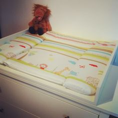 IKEA-Hack, DIY, Wickeltisch, Wickelkommode, Hemnes, Changing Table