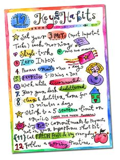 Zen Habits :)