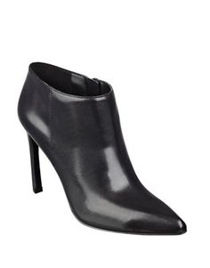 Sheelah Leather Ankle Boots