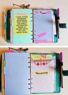 I like the look of this little notebook, maybe use recycled junk mail for pages and interesting found items as dividers?