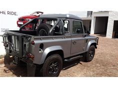 2012 Land Rover Defender 90 2.4 TD pick up | Blouberg | Gumtree South Africa | 149711997