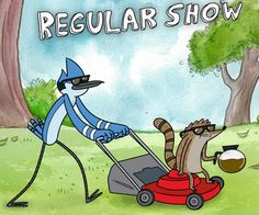 4 The Love of You! Photo: regular show