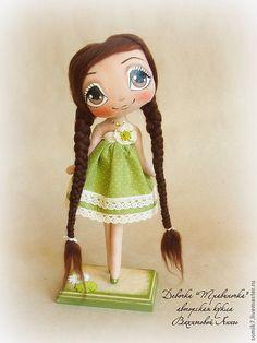 Girl Travinochka
