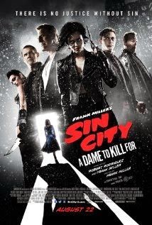 DeadMoose Movie Reviews: Sin City: A Dame To Kill For (2014) Review!