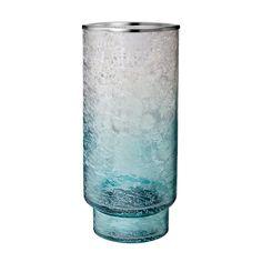 Blue Ombre Glacier Hurricane - Large