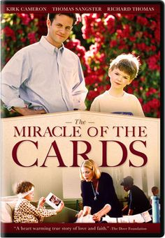 The Miracle of the Cards - DVD   A young cancer patient collects 35 million greeting cards   $13.92 at ChristianCinema.com