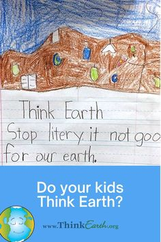 Do your kids Think Earth? Our free learning activities, videos, and stories help kids understand why and how to Think Earth and keep our natural environment clean and healthy. Resources available for both K-5 classrooms and homeschool. Earth Day Activities, Science Activities For Kids, Science Lessons, Hands On Activities, Learning Activities, Environmental Education, Help Kids, Second Grade, Teacher Resources