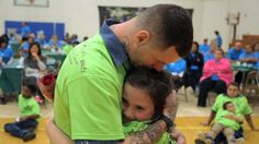 Prison ministry program 'One Day With God' help children reconcile with their incarcerated parents.