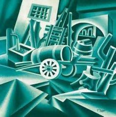 Fortunato Depero-Italian Painter