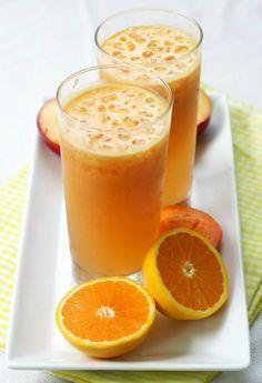 Este jugo debe estar OBLIGATORIAMENTE EN TU PLAN DE DIETA! ya que facilita la digestión y agiliza el proceso para bajar de peso http://www.recetasparaadelgazar.com/2013/11/jugo-de-naranja-nectarina/