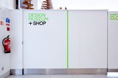 Spin — Design Museum Shop in Branding