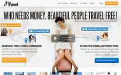 Is miss travel website a front for prostitution? founder says it's 'just a dating site' New Travel, Travel Alone, Travel Words, Travel Dating, Travel Reviews, Need Money, Dating Advice For Men, Teen Quotes, Attractive People