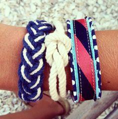 Kiel James Patrick bracelets