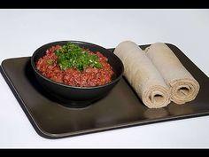 "Ethiopia --  Preparing ""Tibs"" and ""Kitfo"" in yummy way"