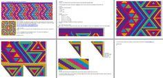 Resultado de imagen de mochila patroon