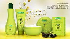 BEBAK olive oil serisi ile cildinşz daha bakımlı ve genç kalacak. www.bebak.com.tr