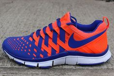 Nike Free Trainer 5.0 | Total Crimson & Hyper Blue