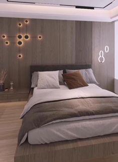 Small Room Design Bedroom, Small Bedroom Interior, Modern Luxury Bedroom, Bedroom False Ceiling Design, Luxury Bedroom Design, Bedroom Closet Design, Modern Master Bedroom, Bedroom Furniture Design, Home Room Design