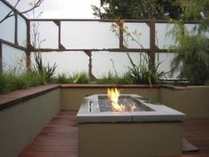 Love the privacy & wind break this space provides.  The feel is great too.