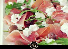 Zomerse salade met Licor 43 dressing