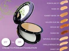 Flawless Cream To Powder Collection