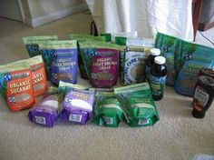 One of our Facebook followers has a sweet tooth for @wholesomesweet!