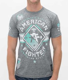 American Fighter Massachusetts T-Shirt - Men's Shirts/Tops | Buckle