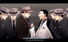 http://perooooo.tumblr.com/post/83647868720/reporter-clark-kent-accidentally-met-mafia-boss