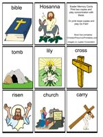 Christian Preschool Printables