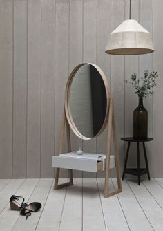 miroir de chez Pinch…