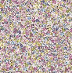 Ditsy Floral Pink wallpaper by Eijffinger