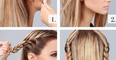 35 Sexy and Easy Bun Hairstyle Tutorials For You | Easy Bun Hairstyles, Easy Bun and Bun Hairstyles