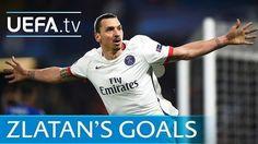 Wszystkie bramki Zlatana Ibrahimovicia w Champions League jako napastnik PSG • Gole Zlatana w Lidze Mistrzów • Wejdź i zobacz film >> #zlatan #ibrahimovic #ucl #football #soccer #sports #pilkanozna